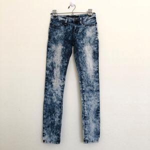 Joes Jeans Blue Denim Skinny Jeans Size 14 (GIRLS)